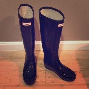 Hunter Regent Rain Boots